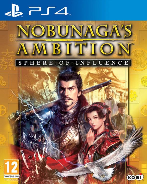 Nobunaga's Ambition: Sphere of Influence + Pre-Order DLC