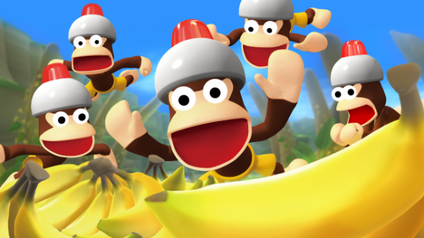 pipo monkeys Video Game Monkeys