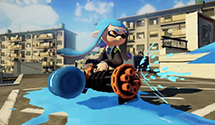 Free Major Splatoon Update Available from August 5th