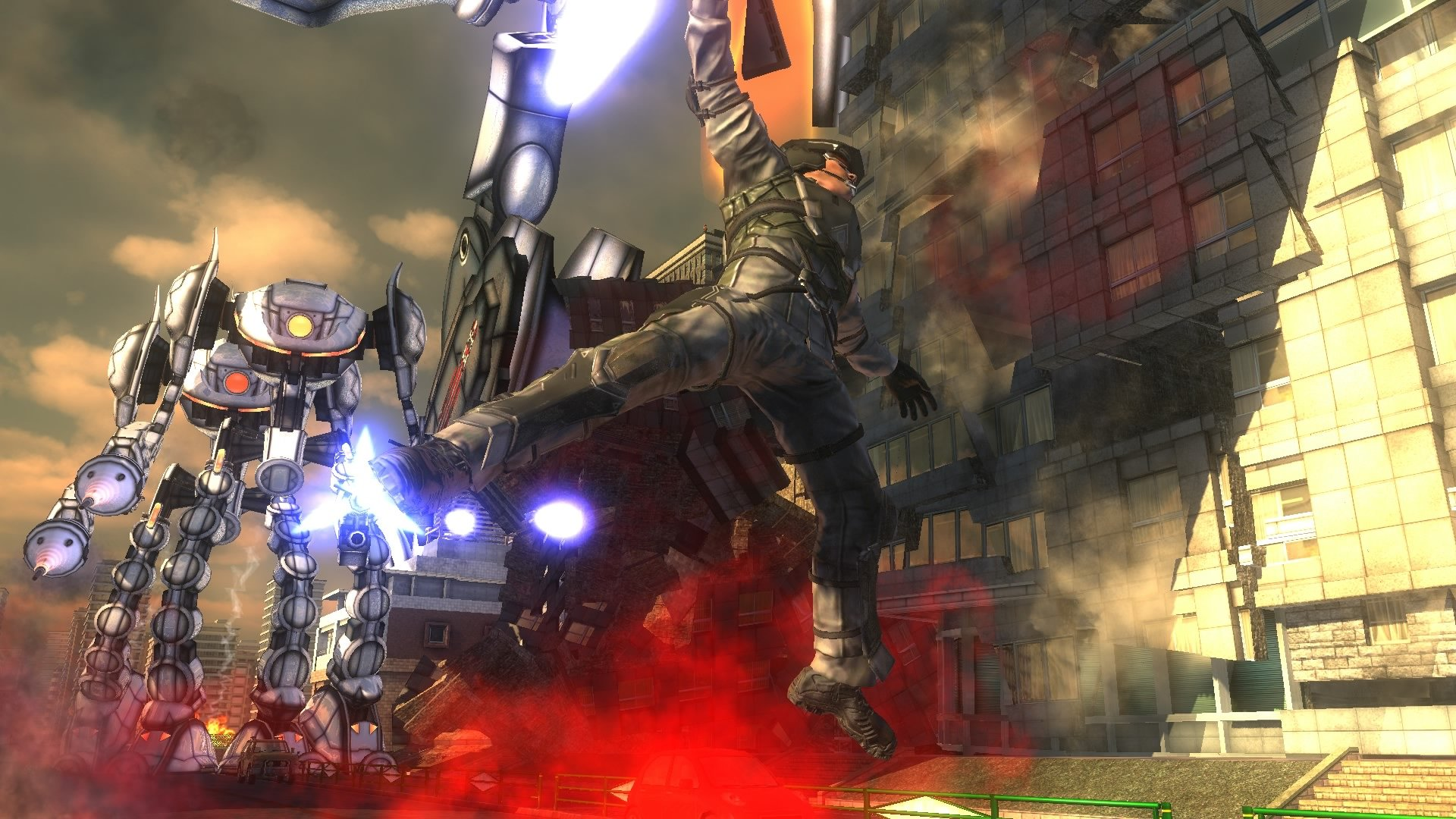 pqube publishing two earth defense force games in europe. Black Bedroom Furniture Sets. Home Design Ideas