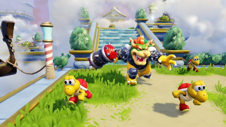 Hammer_Slam_Bowser_Screen1 Skylanders SuperChargers Preview