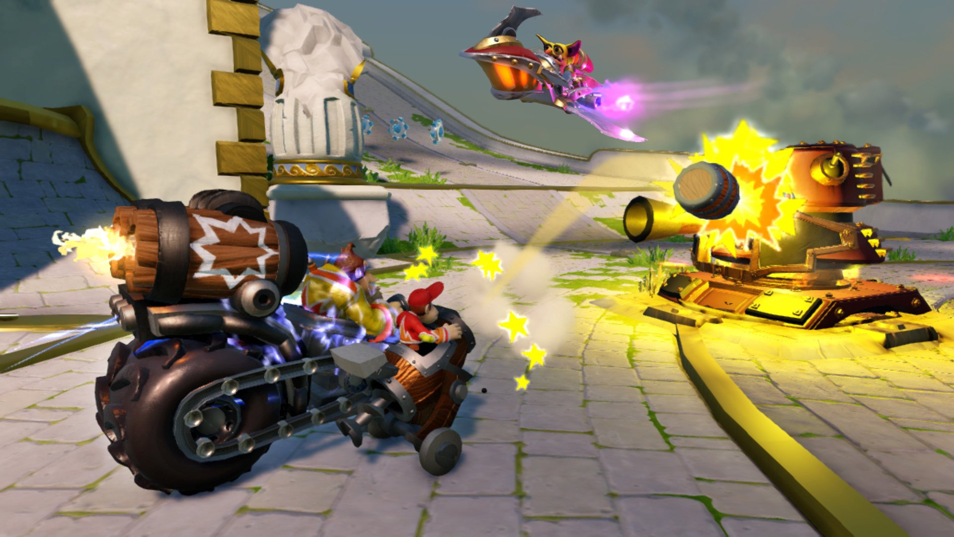 SSC_SuperCharged_Barrel_Blaster Skylanders SuperChargers Preview