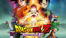 Dragon Ball Z Resurrection F Coming to UK & Ireland September 30th