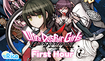 Danganronpa Another Episode Ultra Despair Girls Let's Play – First Hour