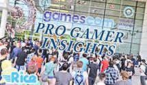 Gamescom 2015 & New Sponsors – Pro Gamer Insights