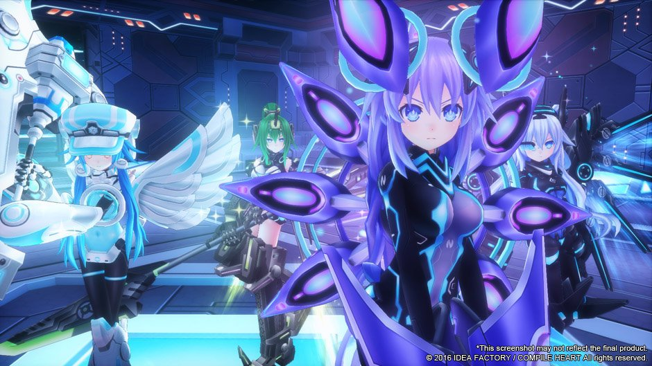 Megadimension Neptunia VII Releasing Early 2016 in Europe & North ...