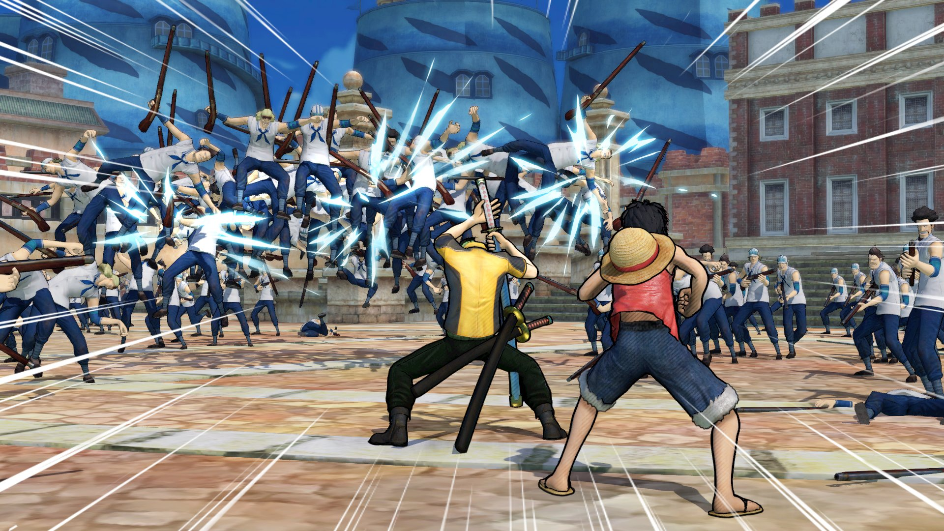In_Game_Action_Screenshot_21_1422276913 One Piece Pirate Warriors 3 Review
