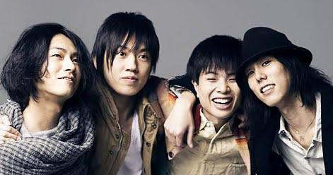 Radwimps go to London