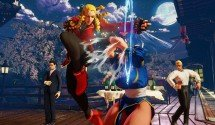 Street Fighter V Trailer Unveils the Games Theme Song