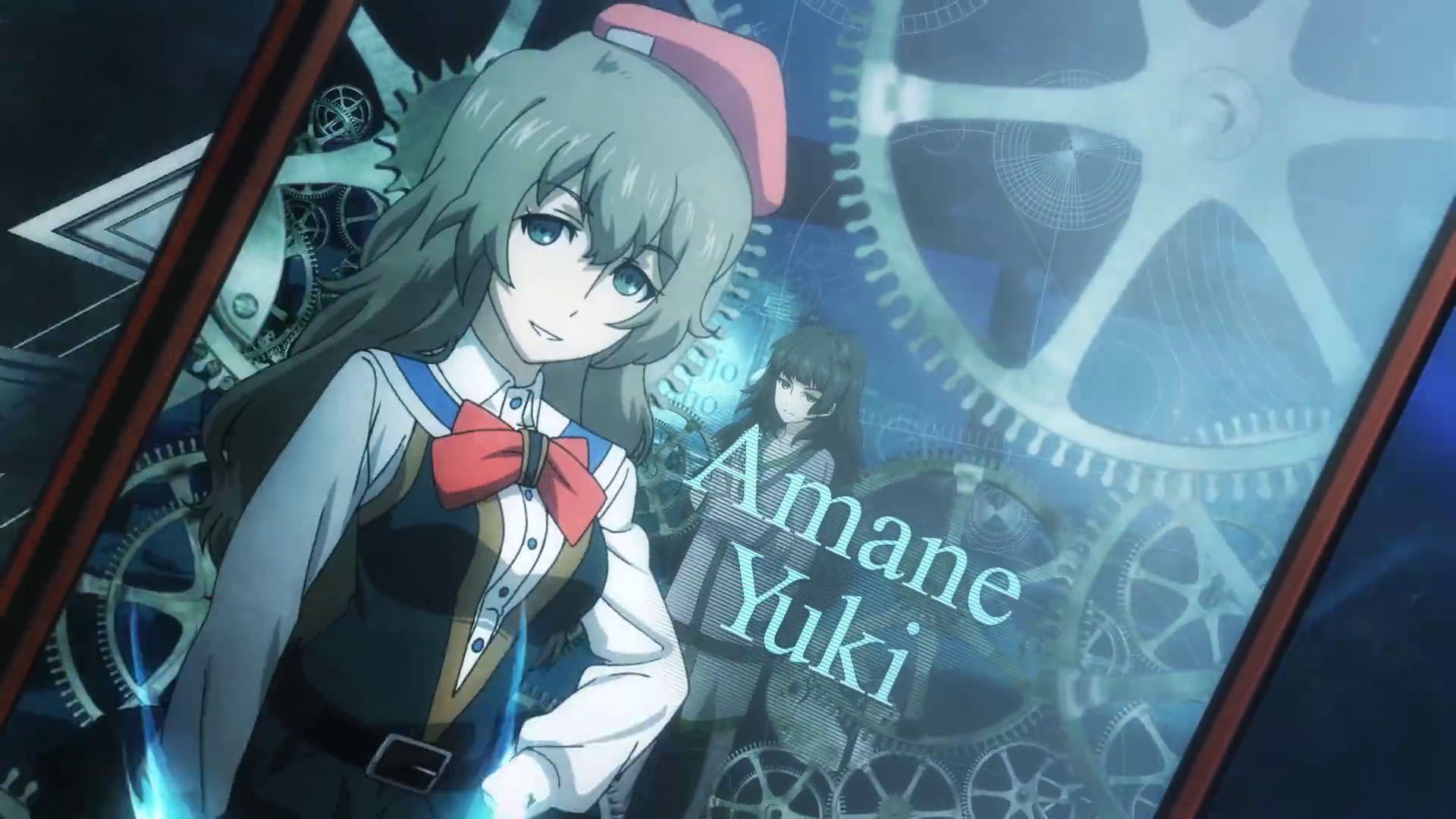 Mages Release Steins Gate 0 Character Trailer Update