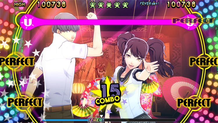 Rise Persona Dancing All Night