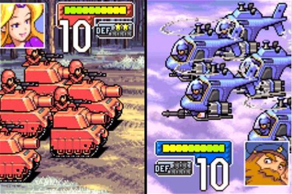 Advance Wars Similar Games - Giant Bomb