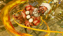 Dhalsim joins the World Warriors in Street Fighter V