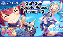 Let's Play Gal*Gun Double Peace Stream #2