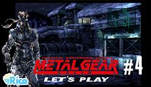 Let's Play Metal Gear Solid #4 (Retrospective) – Just Call Me Deepthroat