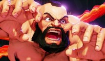Zangief joins the ever-growing Street Fighter V roster