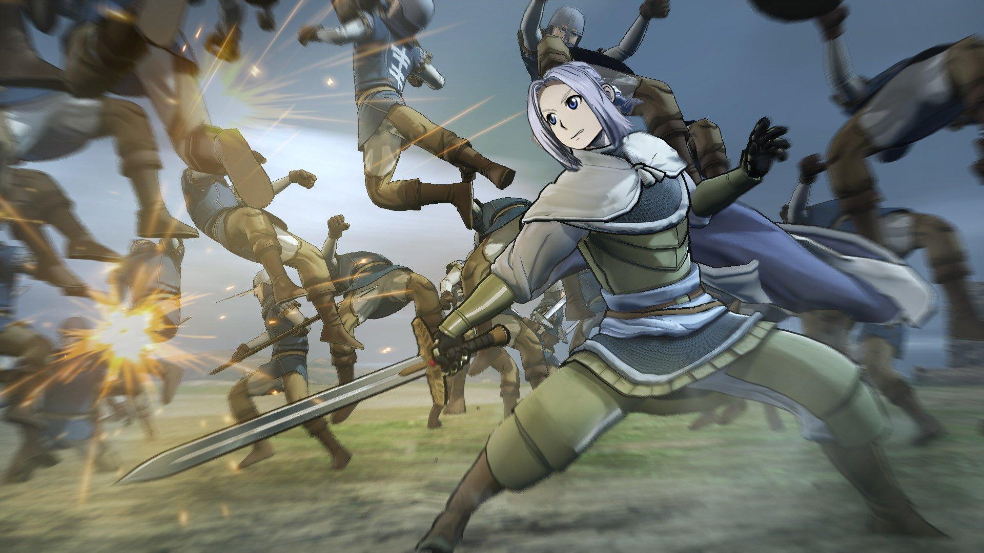 Arslan_Battle_5 Arslan: The Warriors of Legend Preview
