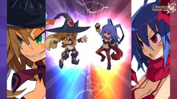 Disgaea 5 - Characters