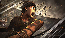 New Attack on Titan Trailer from Koei Tecmo
