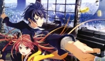 Win Black Bullet – Complete Season on DVD!
