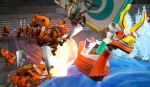 King of Hyrule sets sail in Hyrule Warriors Legends