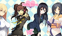 Waifu Wars 2015 Heat One – Vote Now!