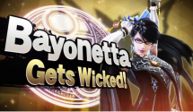 Bayonetta struts into Super Smash Bros.