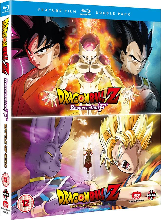 Dragon Ball Z: Resurrection F & Battle of Gods