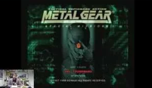 Metal Gear Solid VR Missions #1 – All Sneaking Missions | No Weapons | Solid Snake – Live Stream