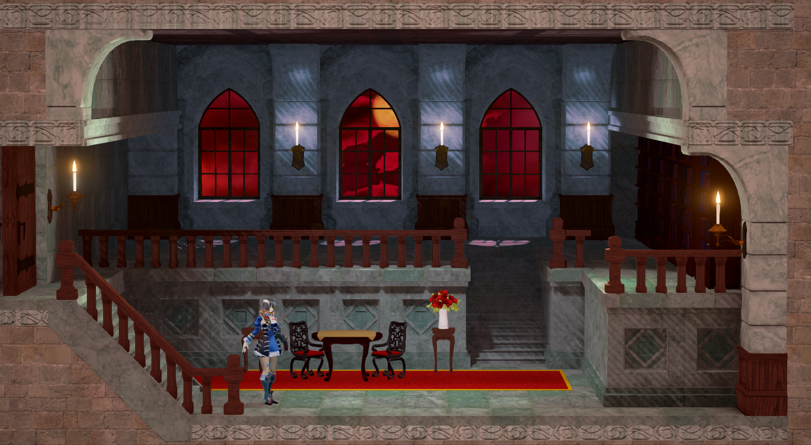 Bloodstained: Ritual of the Night First Screenshots - Rice Digital