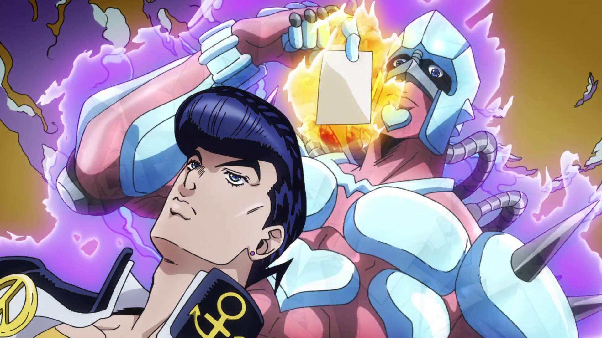 JoJos Bizarre Adventure Part 4 Diamond Is Unbreakable 1st Trailer