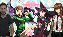 Waifu Wars 2015 Round 2 Part 2 – Road to the Quarter-Finals! Vote Now!