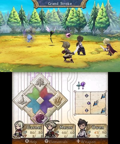 legend of legacy 1