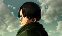 Attack on Titan Teach Me, Captain Levi