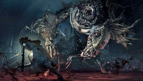 Best 2015 - Bloodborne