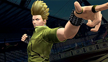 New King of Fighters XIV Trailer Reveals Benimaru, Robert and K'