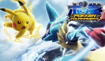 Pokken Tournament makes its debut on Wii U in March