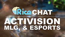Rice Chat: Activision, MLG, & Esports