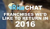 Rice Chat: Franchises We'd Like To See Return in 2016