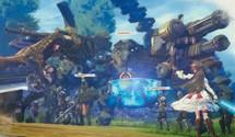 Valkyria: Azure Revolution Battle Demo Gameplay