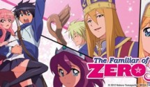The Familiar of Zero F Confirmed for UK Release