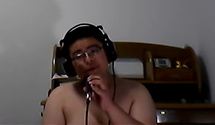 Moe Half-Naked Japanese Man Sings a Lovely Song
