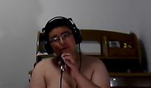 Moe Half-Naked Japanese Man Sings a Lovely Song
