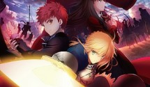 Fate/stay night: Unlimited Blade Works Part 1 Review (Anime)
