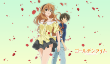 Golden Time Collection 1 Review (Anime)