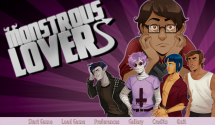 Monstrous Lovers is on Indiegogo!