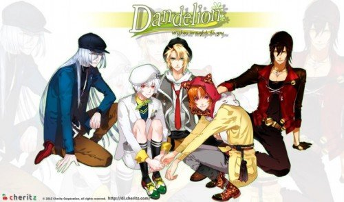 Top 10 English Otome Games