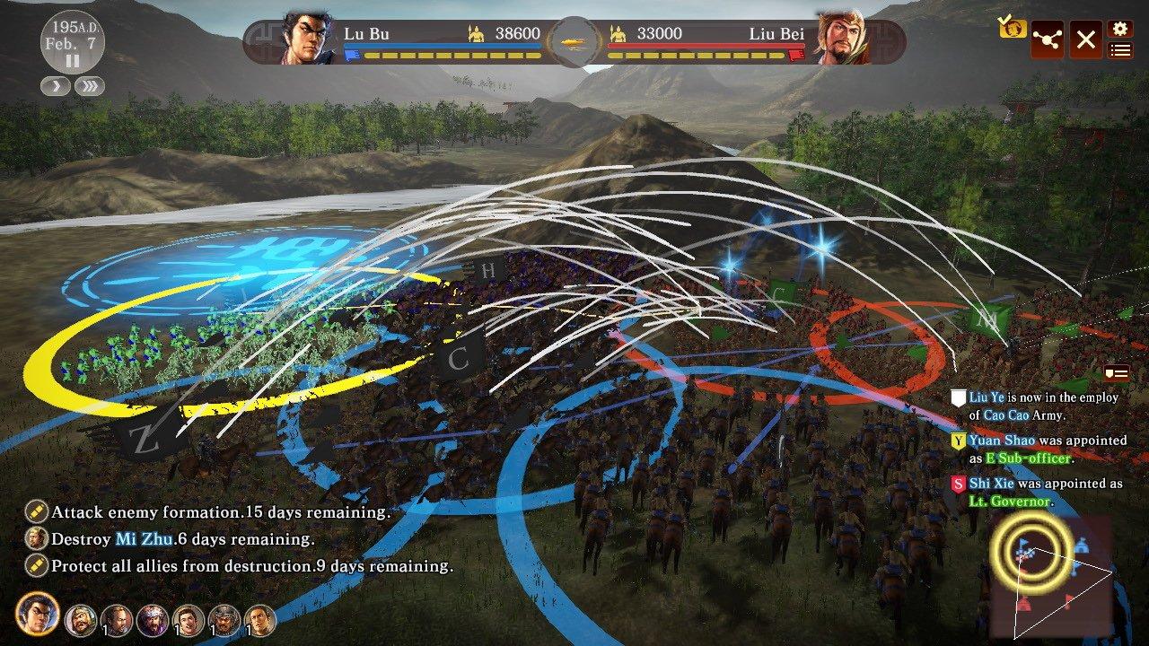 Battle Strategy 2