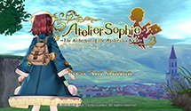 First Hour of Atelier Sophie: The Alchemist of the Mysterious Book