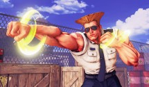Guile to join Street Fighter V later this month